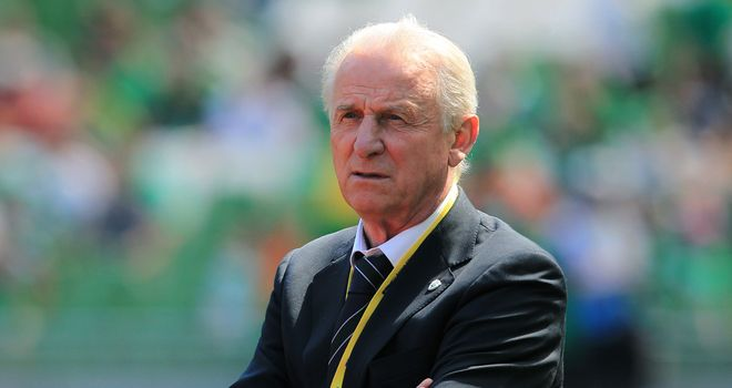 Giovanni Trapattoni: Has explained his decision to exclude Kevin Foley