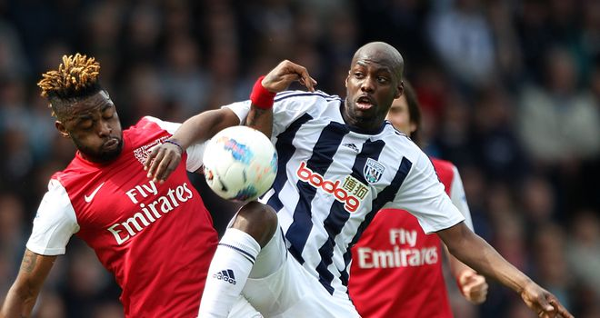 Youssouf Mulumbu: French media reported that he was in talks with Newcastle and Tottenham