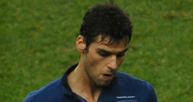 Yoann Gourcuff: Left out of France squad by Laurent Blanc