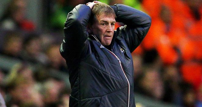 Kenny Dalglish: Would not have been spared sack if he had won FA Cup with Reds