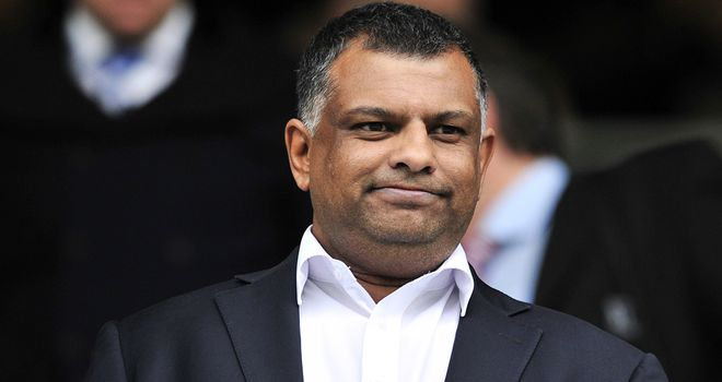 Tony Fernandes: Trying to complete a couple of deals