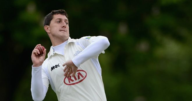 Jon Lewis: Surrey and former Gloucestershire fast bowler