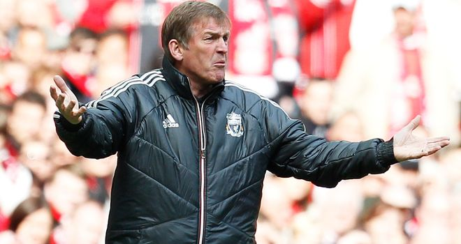 Liverpool manager Kenny Dalglish is surprised by Jamie Carragher's decision