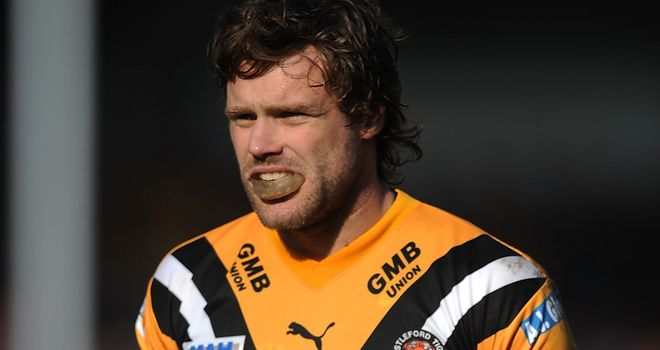 Nick Youngquest: Castleford winger to retire at the end of the season