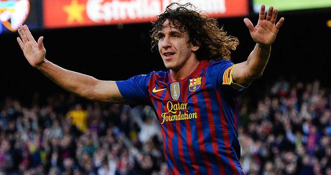 Carles Puyol: Barcelona captain ready to lead his team again this season