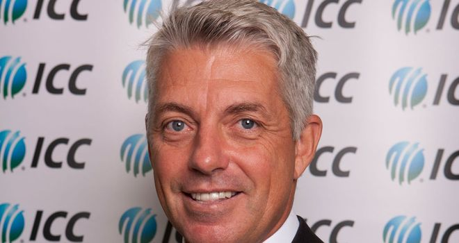 David Richardson: Offered support to IPL match-fixing investigation