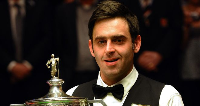 Ronnie O'Sullivan: will not take part in this year's Premier League
