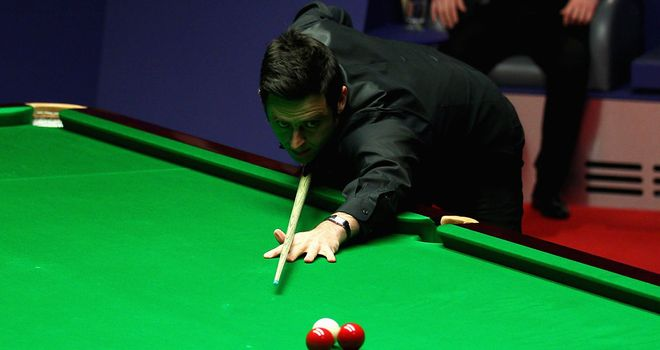 Ronnie O'Sullivan: Has announced his return