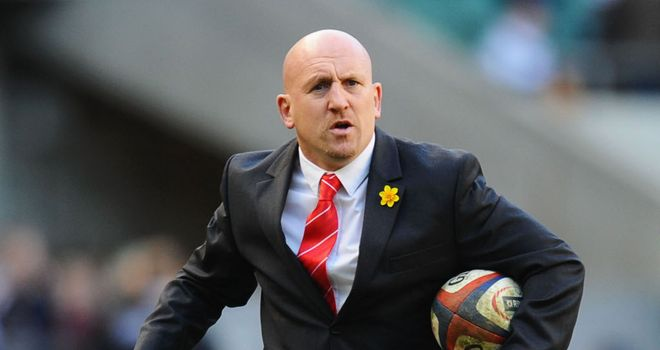 No place for Edwards in Gatland's Lions coaching team