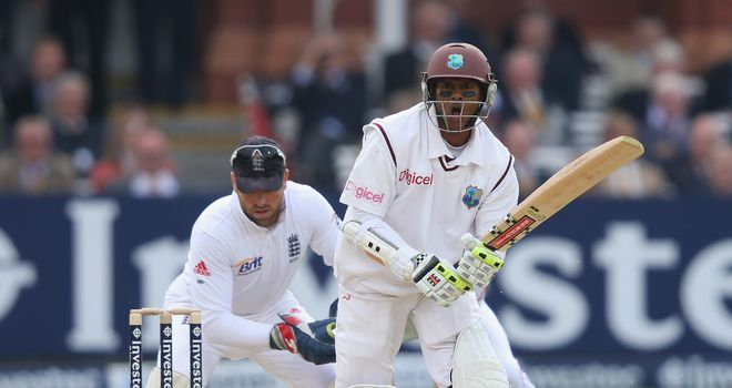 Shivnarine Chanderpaul: West Indies batsman complained of soreness in his side