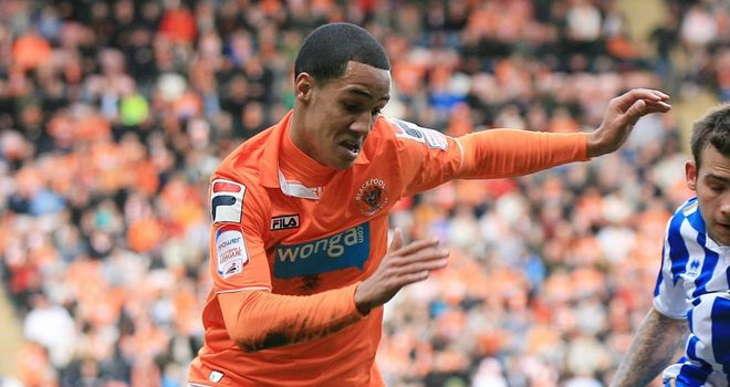 Tom Ince: Has taken the Championship by storm with Blackpool this season