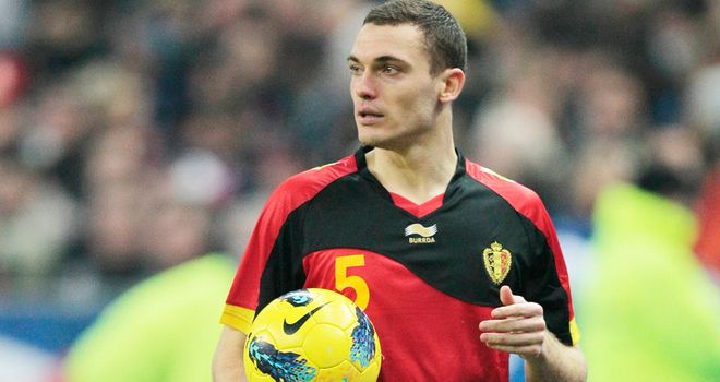Thomas Vermaelen rates England's chances at this summer's European Championship