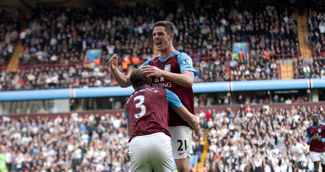 Ciaran Clark: Feels Villa's players have shown a good attitude in testing times