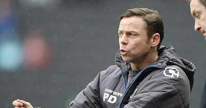 Dickov: Delighted