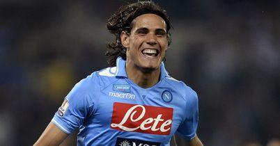 Edinson Cavani: Goal not enough as Napoli are held