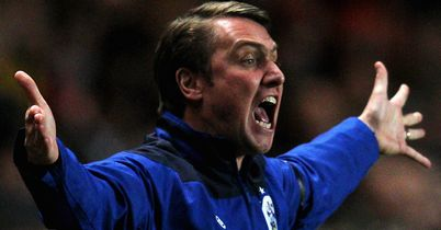 Lee Clark: Calls for a reaction from his players
