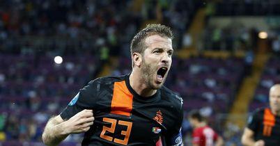 Rafael van der Vaart: The midfielder was critical of Holland's overall performance