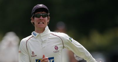 George Dockrell: Somerset spinner continued good form on final day