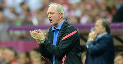 Franciszek Smuda: Happy with his players after Russia draw