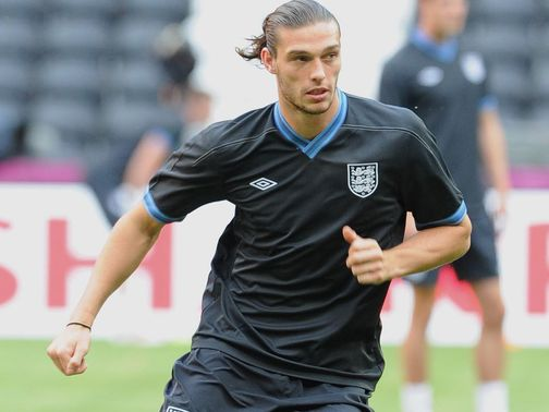 Andy Carroll: Linked with AC Milan loan move