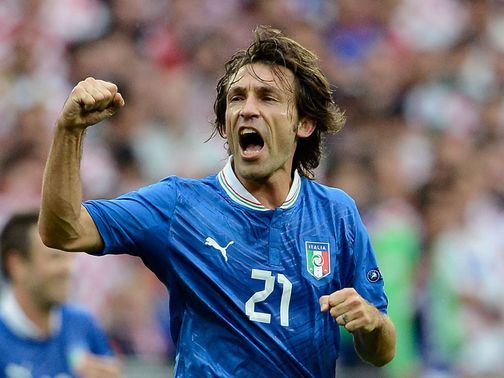 Andrea Pirlo: Has been linked with Bayern Munich