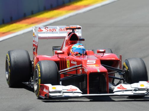 Fernando Alonso: Delighted with victory
