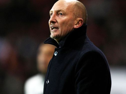 Ian Holloway: New Crystal Palace boss