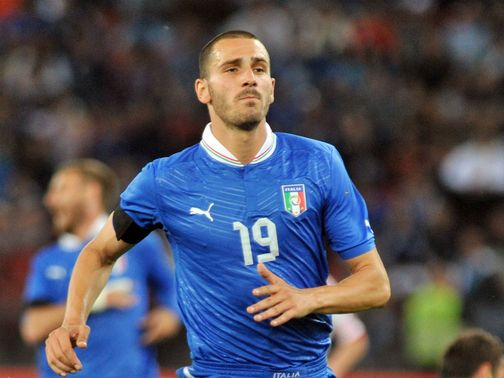 Leonardo Bonucci: Punished for a lack of discipline
