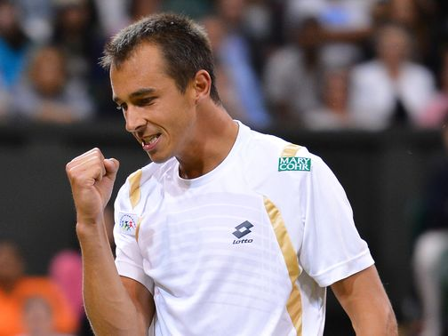 Lukas Rosol: Beat Rafael Nadal in five sets