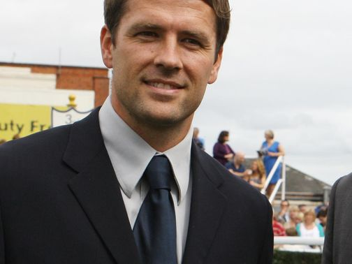 Michael Owen: Has a fan in Pulis