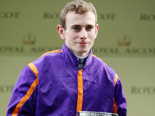 Ryan Moore: Rides City Image in the Cherry Hinton