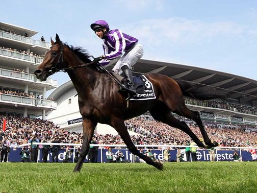 Camelot: Bids to join illustrious company at Doncaster on Saturday