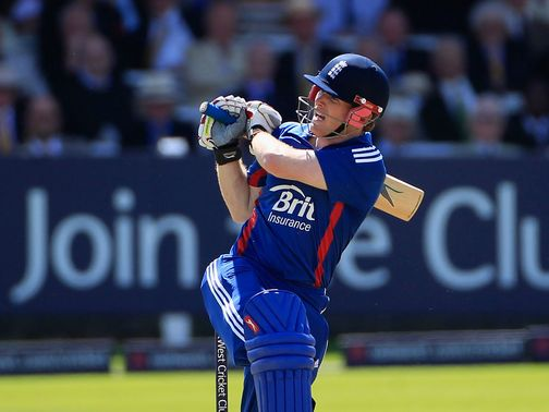 Eoin Morgan: Gave England a huge boost