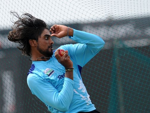 Nuwan Pradeep: Heading for Australia
