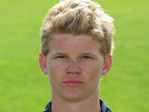 Sam Billings: Hit 58 not out