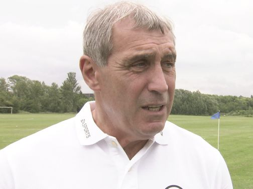 Peter Shilton: Banned for drink-driving