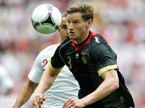 Jan Vertonghen: Closing on Spurs move