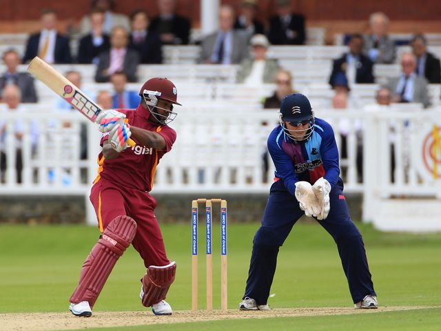 Bravo: Century against Middlesex