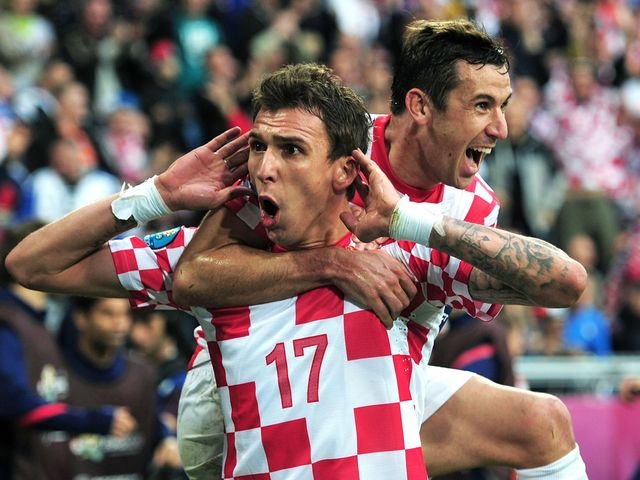Mandzukic: Linked with Everton switch