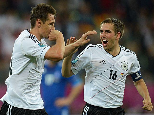 Germany: Now in the Euro 2012 semi-finals