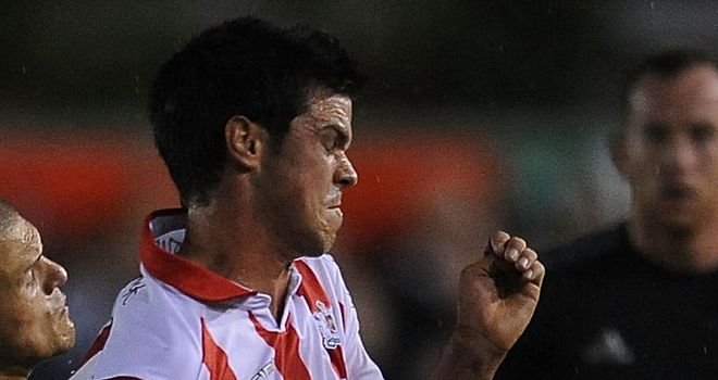 Jimmy Keohane: Scored both Exeter goals