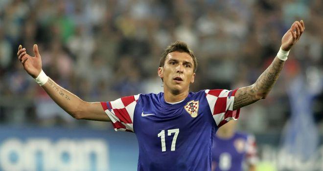 Mario Mandzukic: On cusp of moving to Bayern Munich from Wolfsburg