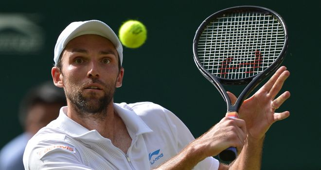 Ivo Karlovic: Claimed that officials were biased towards Britain's Murray