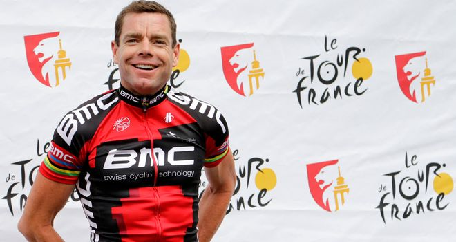 Cadel Evans: Says he is still hungry for success at the Tour