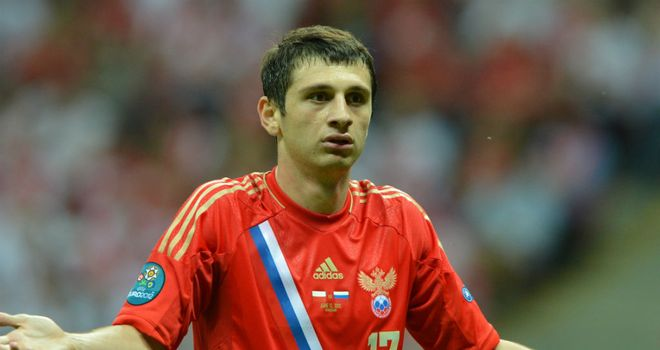 Alan Dzagoev: CSKA Moscow's Russia international is wanted by Tottenham, according to his agent