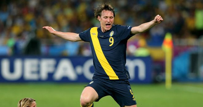Kim Kallstrom: Insists Sweden have nothing to lose when they face England