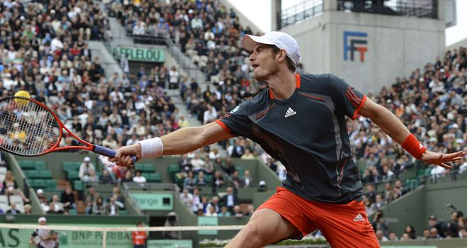 Thwarted ambition: Murray made 59 unforced errors against Ferrer