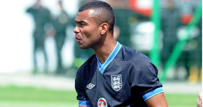 Ashley Cole: Set to make his 21st appearance at a major international tournament