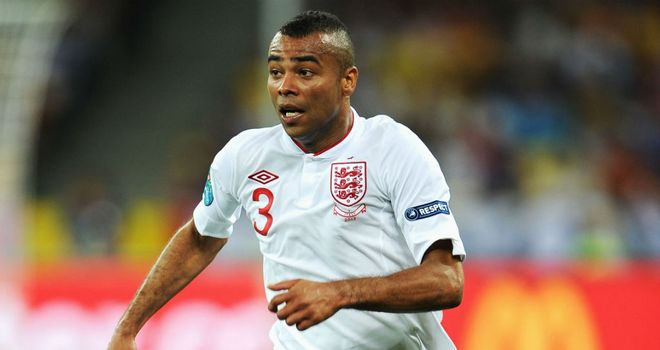 Ashley Cole: Could win 100th cap against Brazil