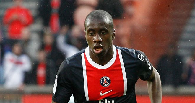 Blaise Matuidi: Ready for Lyon test